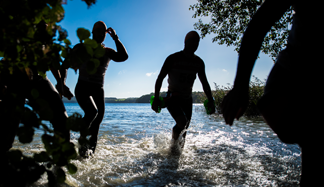 Location combinaison swimrun